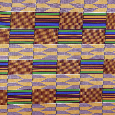 K9 african print kente  ATL