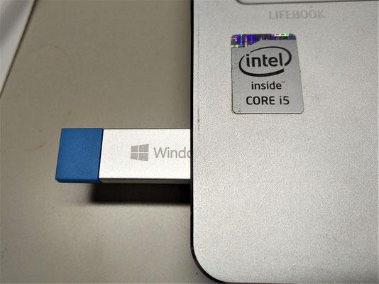 ノートPCのHDD換装