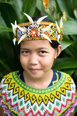 Dayak Girl