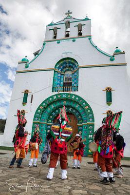 Carnival in San Pedro