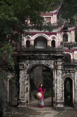 Pink Lady in Hoa Binh