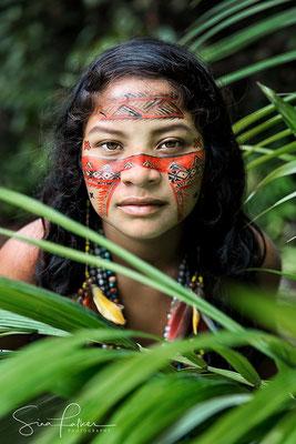 Amazonian girl