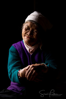 The oldest lady of Mai Chau