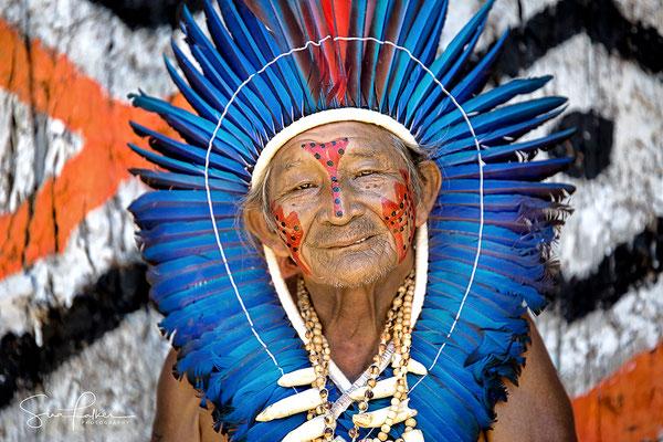 Amazonian chief