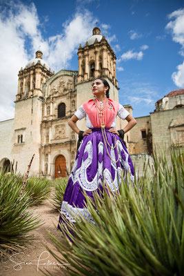 The pride of the Guelaguetza