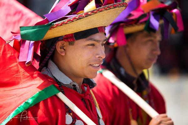 Colourful Carnival in Chiapas