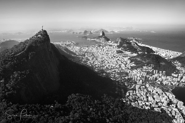 Rio from a bird's eye view
