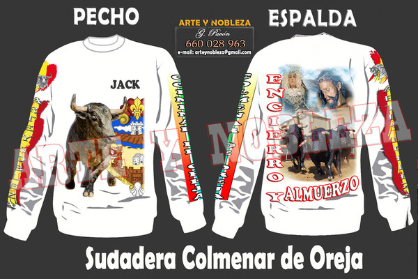 ".- Colmenar de Oreja ""arteynobleza@gmail.com"""