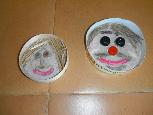 Poubelles créatives avec Terra Pitchoun