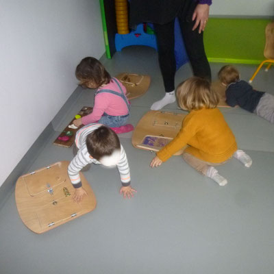 Ateliers Montessori avec Terra Pitchoun