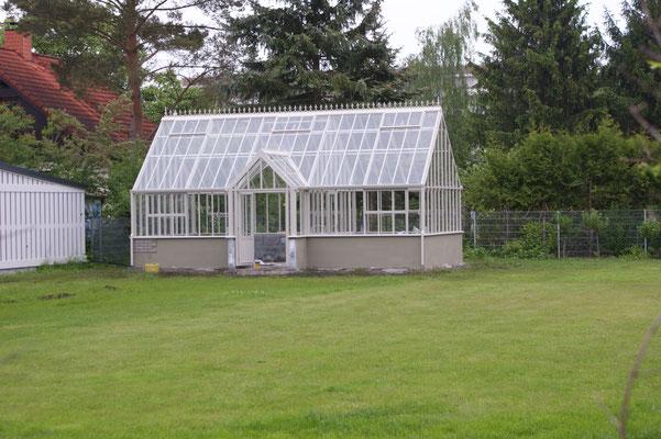 """Gewächshaus im englischen Stil """" Victorian Manor"""""""