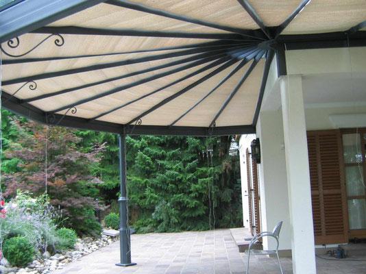 Pinoleum Wintergarten Sonnenschutz