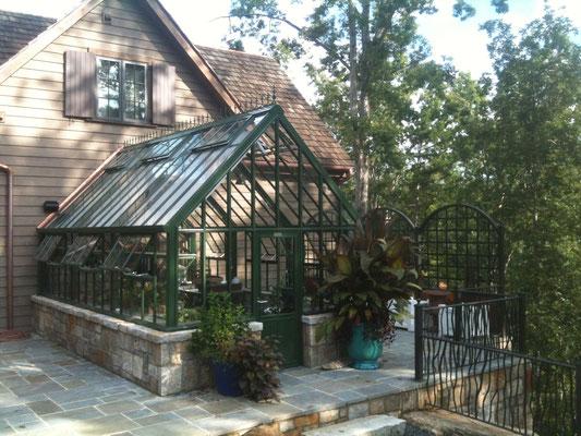 englisches Viktorianisches Gewächshaus Sonderanfertigung von Hartley Botanic