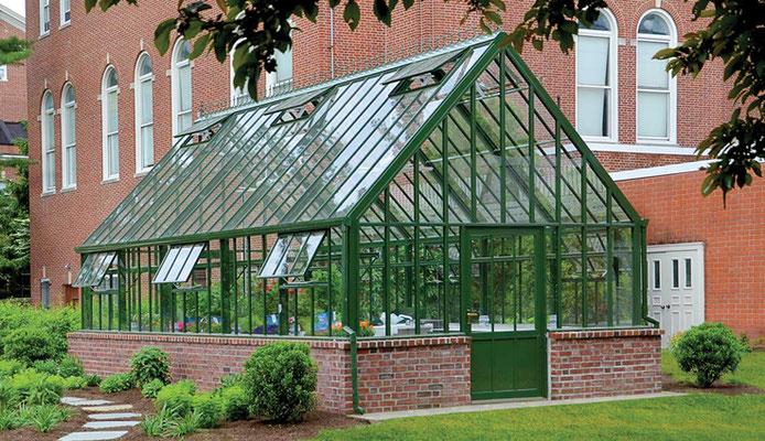 Englisches Gewächshaus Grand Gallery von Hartley Botanic