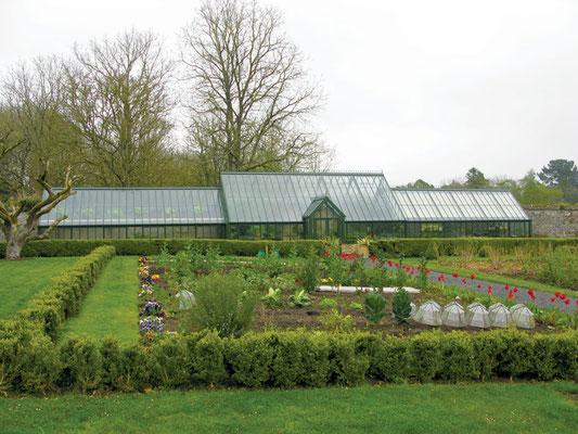 englisches Viktorianisches Gewächshaus Sonderkonstruktion von Hartley Botanic