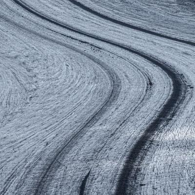 Glacier pattern