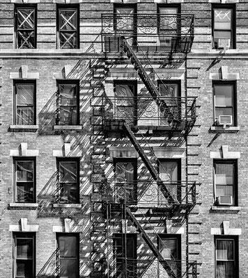 New York, Symmetry
