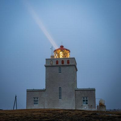 Lighthouse Dyrhólaey