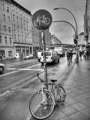 Berlin, no bike