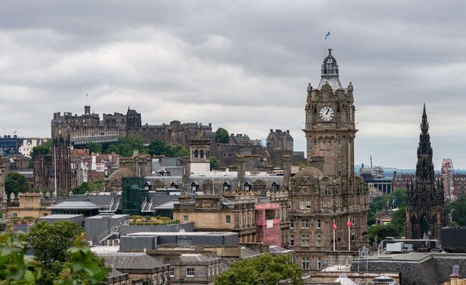 One O'Clock Gun Edinburgh