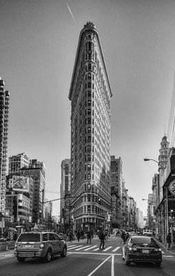 New York, Flatiron