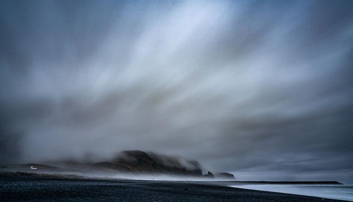 Black beach, Vík í Mýrdal