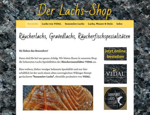 Lachs  -  Lachs-Shop