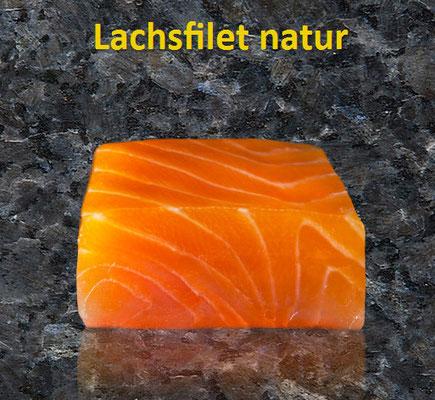 Lachs  -  Lachfilet Natur