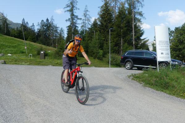 Bike Petra Kreibich Zum Goldenen Zahnkranz 2018