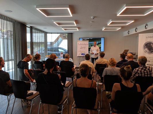 Vortrag Udo Kreibich Zum Goldenen Zahnkranz 2019