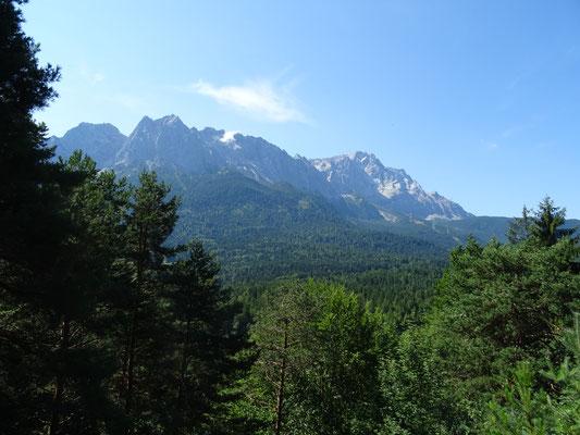 Panorama Zum Goldenen Zahnkranz 2017 Tirol