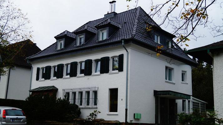 7. Preis: Straßburger Str. 8, 58091 Hagen - Eigentümer: Dr. Thorsten Altena, Straßburger Str. 8, 58091 Hagen - Malerbetrieb Udo Pauli GmbH, Eppenhauser Str. 50, 58093 Hagen