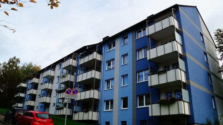 6. Preis: Oedenburgstr. 21-21 b, 58135 Hagen - Eigentümer: Gemeinnützige Wohnstättengenossenschaft Hagen e.G., Hüttenplatz 41, 58135 Hagen - Malerbetrieb Ernst Escher GmbH, Tiegelstr. 11, 58093 Hagen