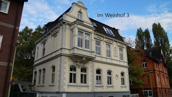 Platz 1, Ausführung: Malerfachbetrieb Ortwein GmbH