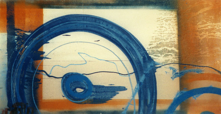 005  ore    lacquer on wood, ca. 70 x 140 cm, 1994