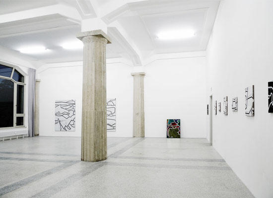 NICHTS    Villa Heike, Berlin, 2020