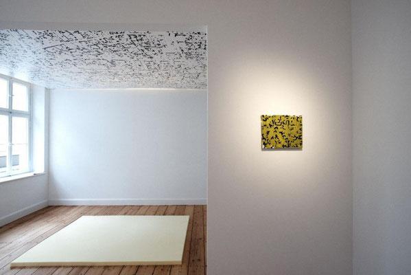 Gladbachs Gärten, 2013 - installation at Galerie Börgmann, Mönchengladbach