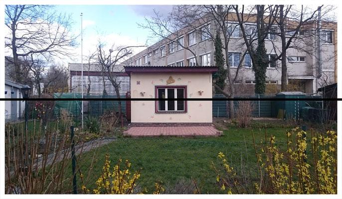 berliner gärten   vinyl on pigment print on paper   2015