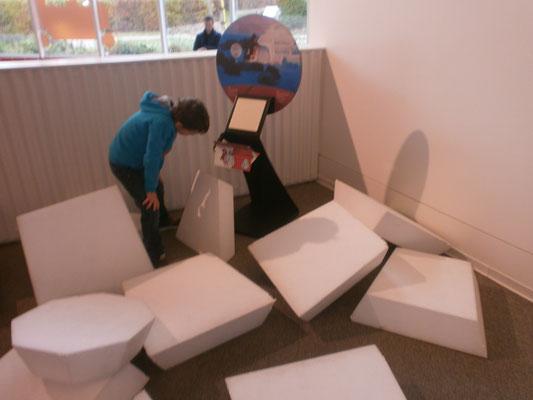 Fabrication d'un igloo