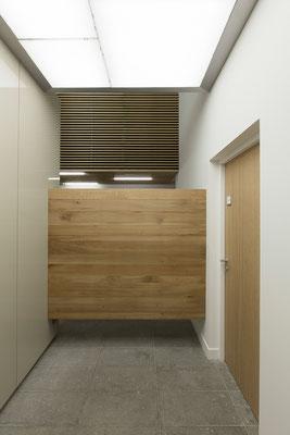 Rue intérieure, Bureaux, Paris 10, 2014, Architectes: Guillaume Cariou et Cedric Hurstel / JLL .