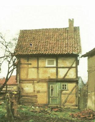 Hirtenhaus Hohler Weg - abgerissen in den 1960' ern