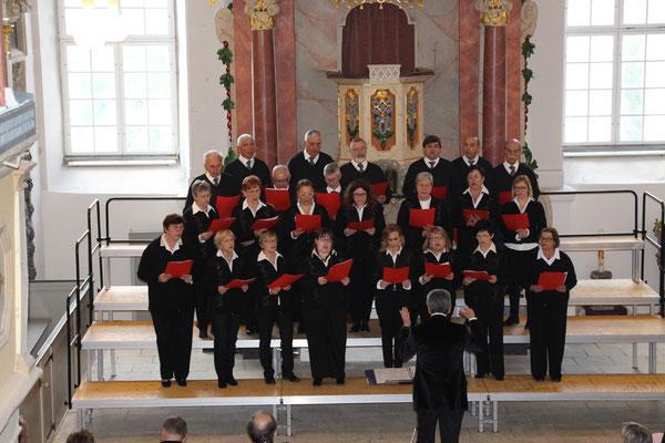 Coro de Basilica di Lonato unter Leitung v. Claudio Gavelli 2016