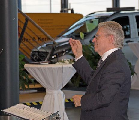 Adventskonzert im Autohaus Widmann 2016