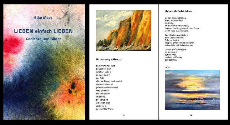 """""""LiEBEN einfach LiEBEN  Gedichte und Bilder"""" Grafik-Design, Photographie, Bildbearbeitung, Druckvorbereitung"""