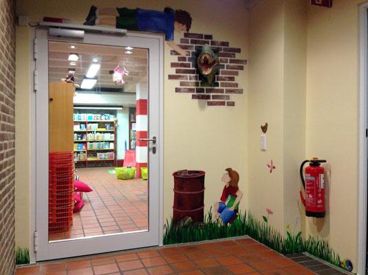 Stadtbücherei Tönisvorst, Kinderabteilung