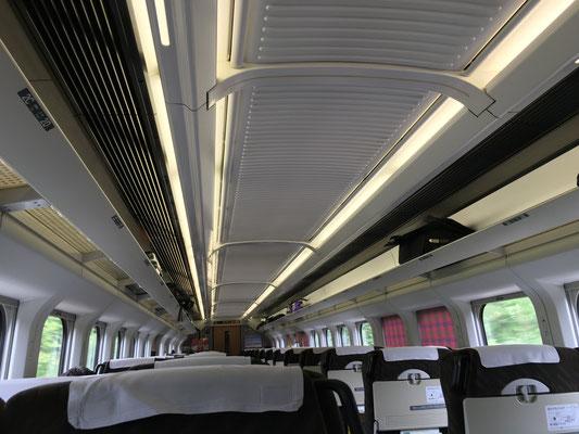 山形新幹線。