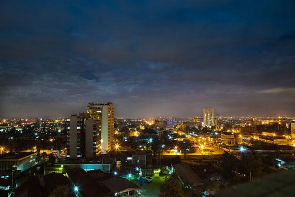 <b>Mulugeta Gebrekidan: Addis bei Nacht II.</b>
