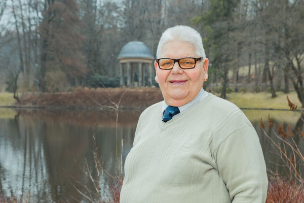 Dieter Heyner - 75 Jahre - Koordinator Bürgerbus Bad Elster