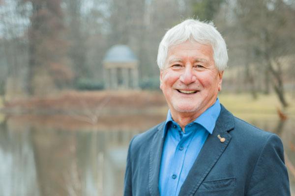 Werner Bang - 67 Jahre - Dipl-Ingenieur Gründer Bang Kransysteme GmbH & Co. KG