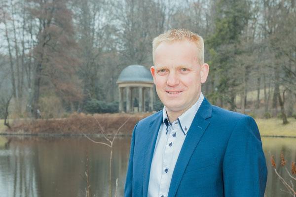 Thomas Röh - 40 Jahre - Werbefachmann Inhaber Werbemarkt Röh